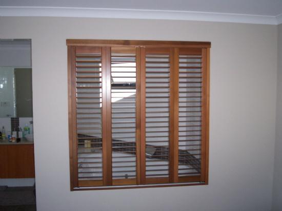 Indoor Shutters Outlook Blinds
