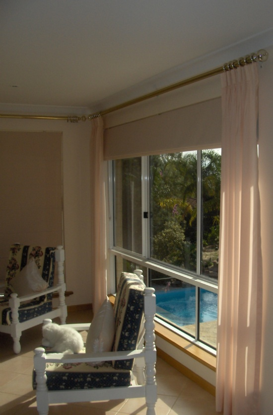 Roman Jamaican Blinds Outlook Blinds
