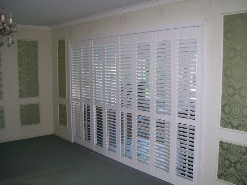 Indoor Shutters Outlook Blinds